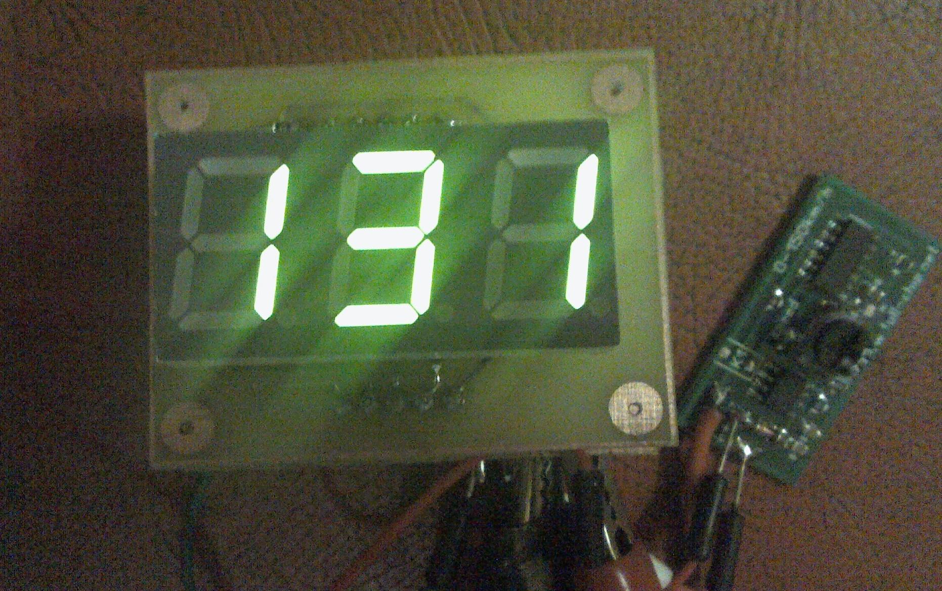 електрический спидометр.схема