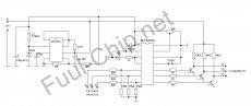 Схема подмотки 3-х фазных спидометров старого образца КАМАЗ, МАЗ, КРАЗ