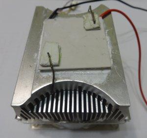 ПИД регулятор для нагрева(охлаждения) UPD