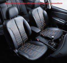 Простой контроллер управления обогревом сидений для автомобиля